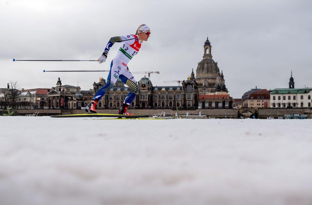 Lucas Chanavat e Linn Svahn dominano la Sprint di Dresda, azzurri eliminati in batteria