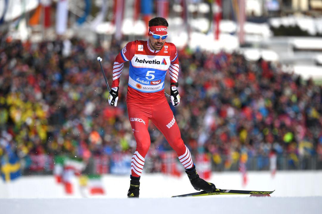 La staffetta maschile di Lillehammer parla russo, Norvegia sul gradino più basso del podio
