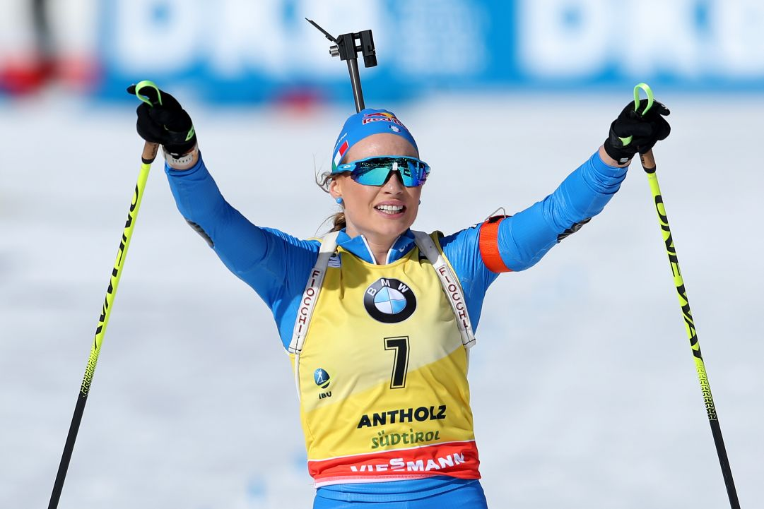 """Dorothea Wierer è regina dei Mondiali di Anterselva, """"la vittoria più bella"""" davanti al pubblico di casa"""