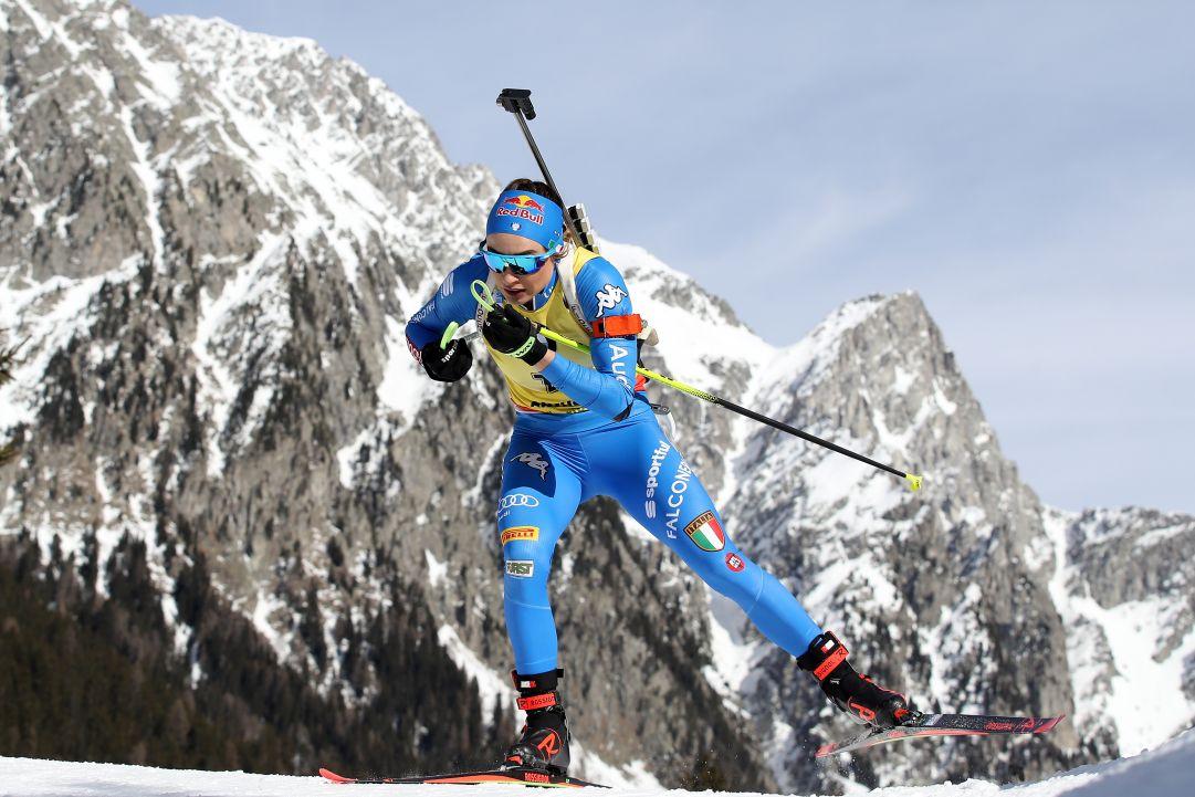 Dorothea Wierer difende il titolo nella Mass Start dei mondiali di Anterselva, Vittozzi parte da outsider