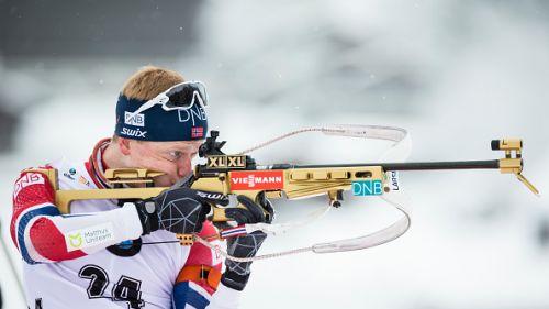 Quinto successo stagionale per Johannes Bø che domina l'Inseguimento di Le Grand Bornand