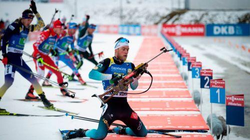 Biathlon: Sprint Maschile di Pokljuka LIVE! Start list e azzurri in gara