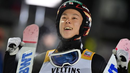 Salto con gli sci: Ryoyu Kobayashi fa il vuoto a Planica, battuti Eisenbichler e Geiger