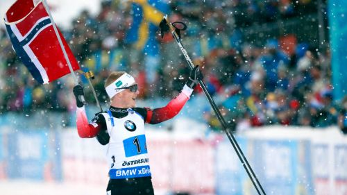 Biathlon: Johannes Bø vince anche la Mass di Oslo e realizza il grande slam