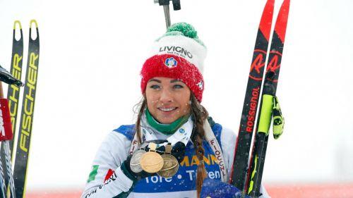 Dorothea Wierer: 'Ho vinto perché non avevo aspettative, dedico la medaglia alle mie compagne'