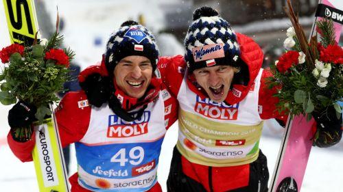 Salto: Kubacki è campione del mondo su Normal Hill al termine di una rimonta clamorosa