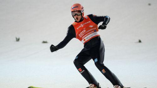 Salto con gli sci: Karl Geiger chiude la stagione da vincente, tappa e Coppa di volo nell'ultima gara di Planica
