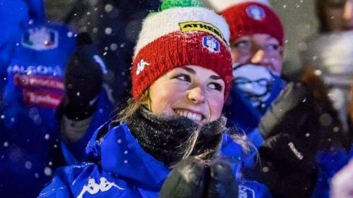 Biathlon: Irene Lardschneider 5a nell'Individuale femminile di Obertilliach