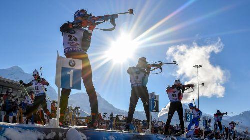 Biathlon: Staffetta Maschile di Hochfilzen LIVE! Francia e Norvegia le nazioni da battere