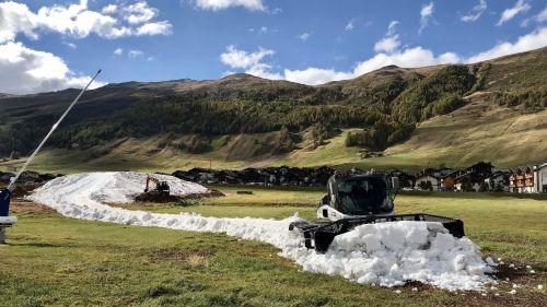 Al via la stagione fondistica a Livigno e in Val Formazza