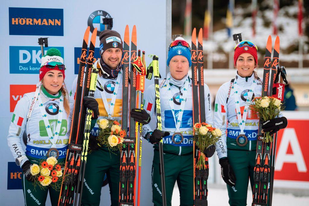 LIVE da Anterselva: alle 14:45 si aprono i mondiali di biathlon con la Staffetta Mista