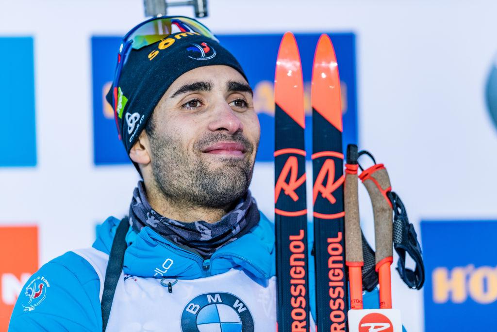 Biathlon: Martin Fourcade torna alla vittoria nell'Inseguimento di Hochfilzen
