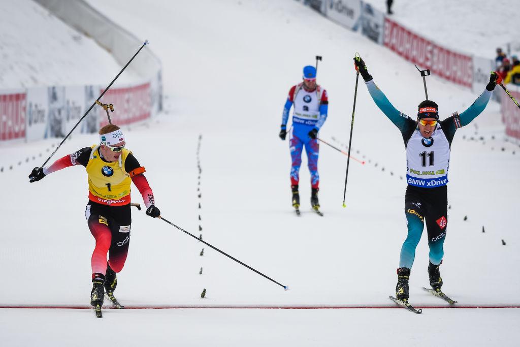 Biathlon: doppietta di Johannes Bø nell'Inseguimento maschile di Pokljuka