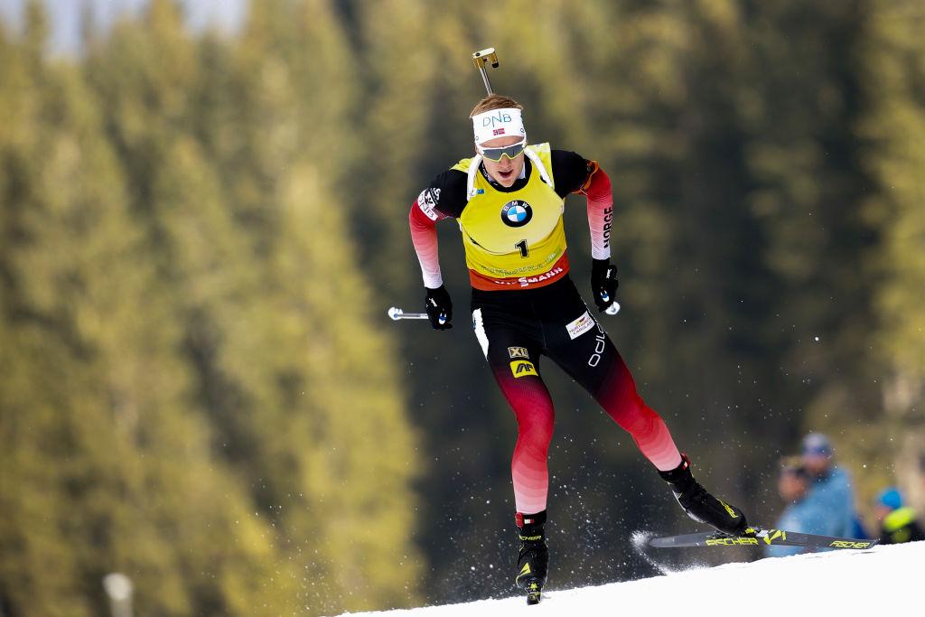 La classifica di Coppa del Mondo maschile. Johannes Bø già in fuga
