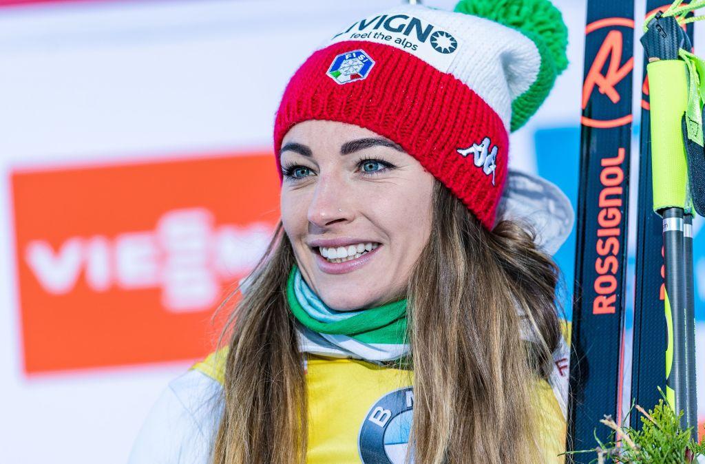Biathlon: show di Wierer e Hofer nel World Team Challenge