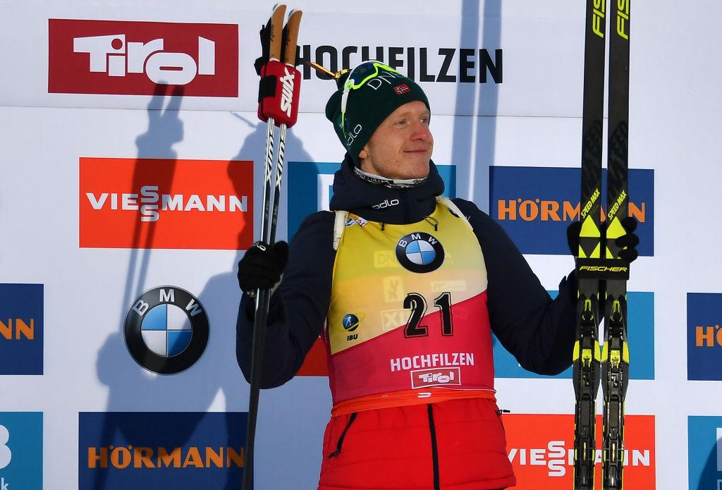 Biathlon: dominio di Johannes Bø nella Sprint Maschile di Nove Mesto