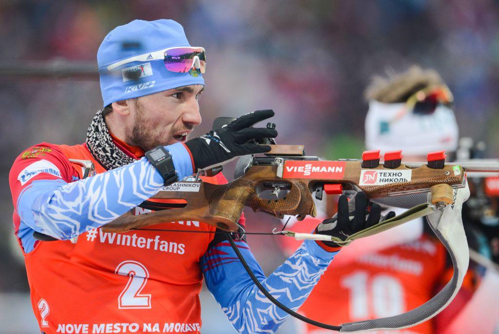 Alexander Loginov fa la voce grossa nella Sprint di Oberhof
