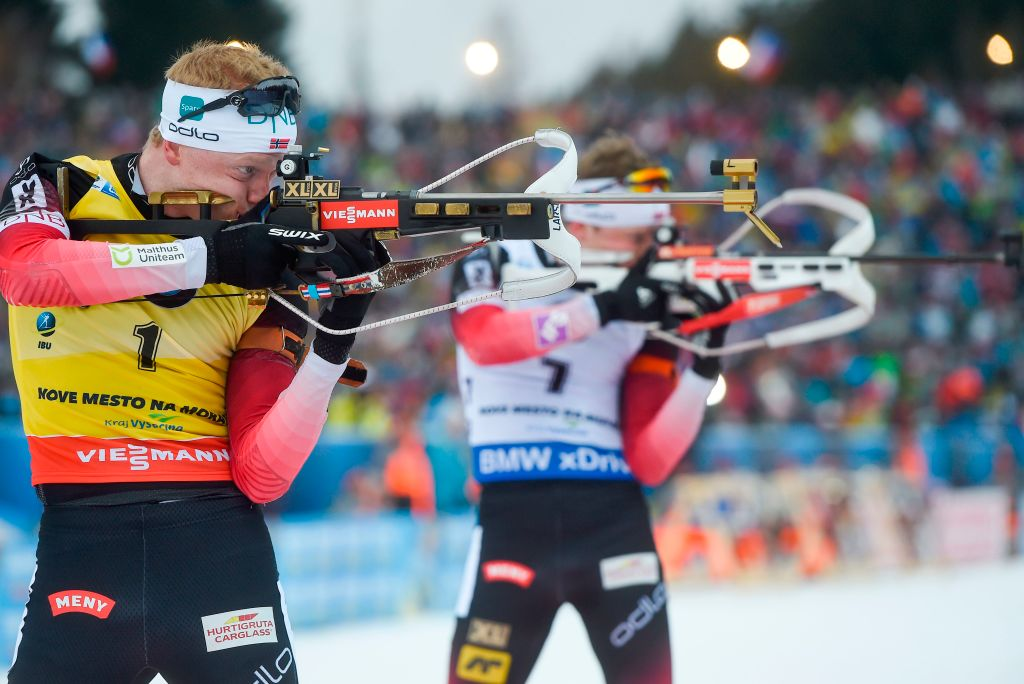 Biathlon: Sprint Maschile di Oberhof LIVE! Start List e azzurri in gara