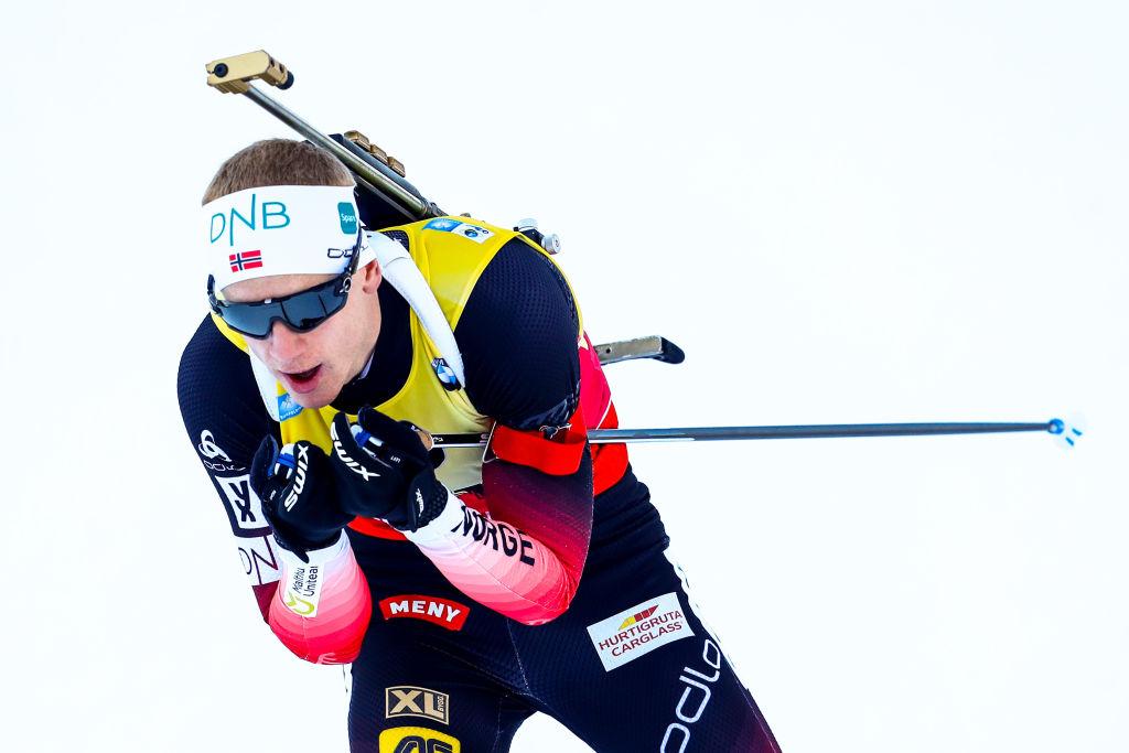 Biathlon: Johannes Bø trascina la Norvegia alla vittoria nella Staffetta di Ruhpolding