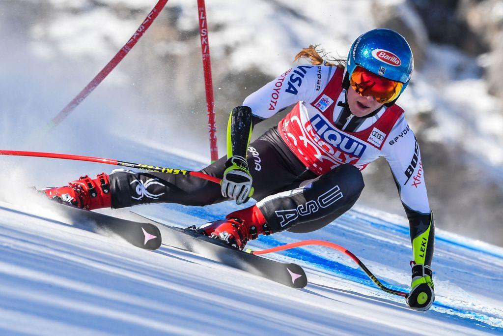 Mikaela Shiffrin inarrestabile, vince il Super-G di Cortina