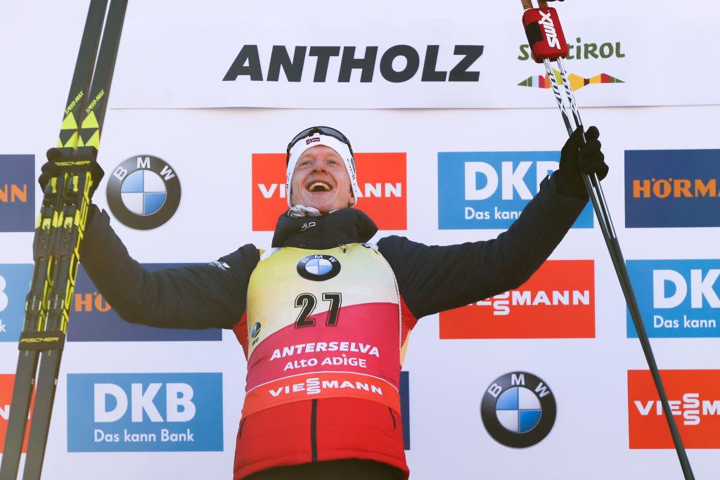 Biathlon: Inseguimento Maschile di Anterselva LIVE! Tutti a caccia di Johannes Bø