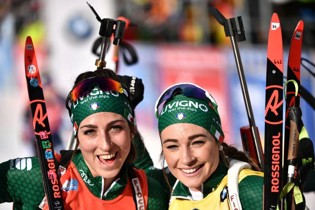 Biathlon: Mass Start di Anterselva LIVE! Start List e azzurri in gara