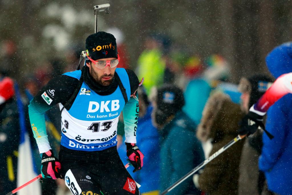 Biathlon: Martin Fourcade salta la tappa di Oslo