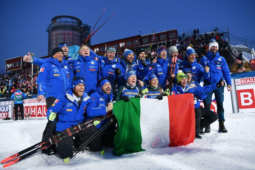 Biathlon: gli azzurri per la stagione 2019/20. Confermata la squadra Elite