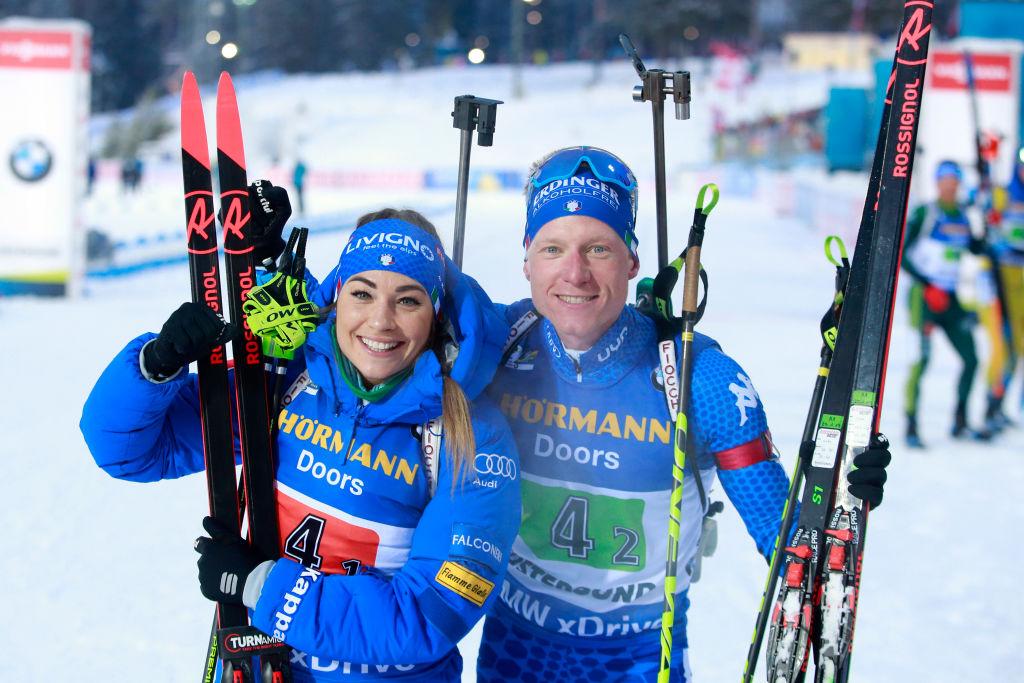 Biathlon. a Oberhof è il giorno delle prove a squadre, l'Italia gioca le carte migliori nella Single Mixed