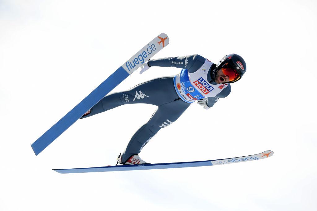 L'Italia vola al mondiale di Oberstdorf con sei saltatori e sette combinatisti
