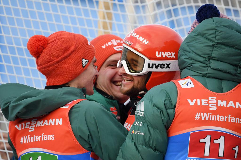 Salto: apoteosi tedesca nel Team Event, argento ai padroni di casa dell'Austria