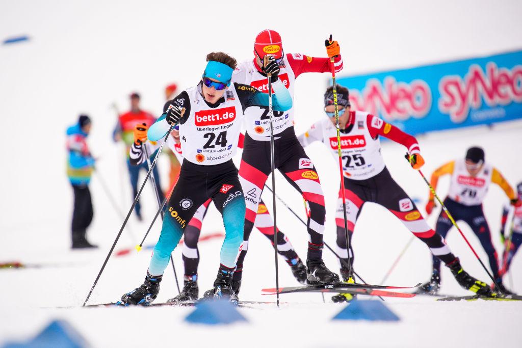 Combinata nordica: Johannes Lamparter non delude e trionfa nella Gundersen dei mondiali di Lahti