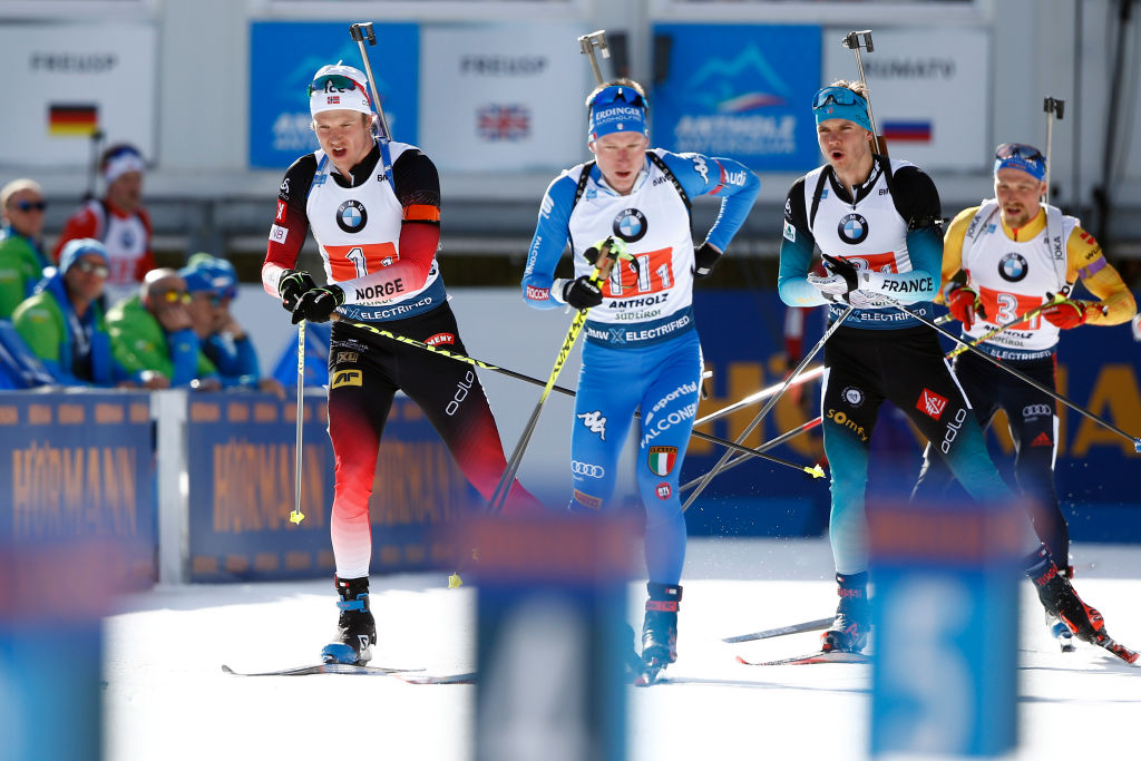Oberhof ospita la sesta tappa di Coppa del Mondo: la  Startlist della sprint maschile