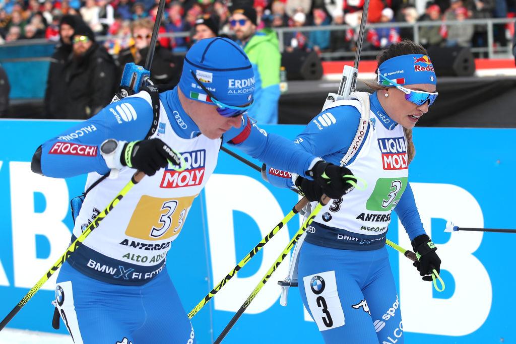 """LIVE da Oberhof: Wierer e Hofer puntano al podio in una Single Mixed """"stellare"""""""