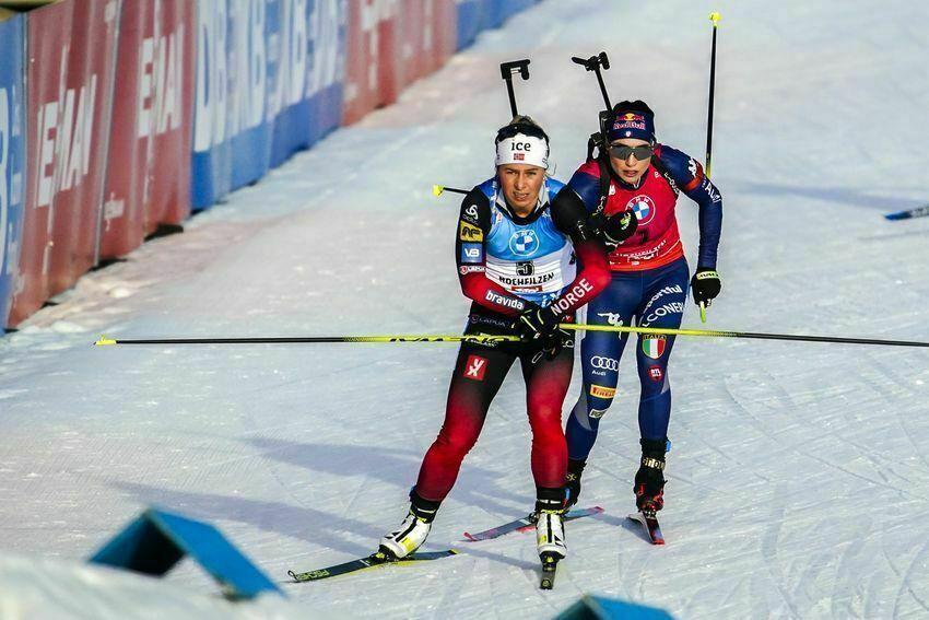 LIVE da Oberhof: Eckhoff apre l'Inseguimento femminile, Wierer parte da lontano
