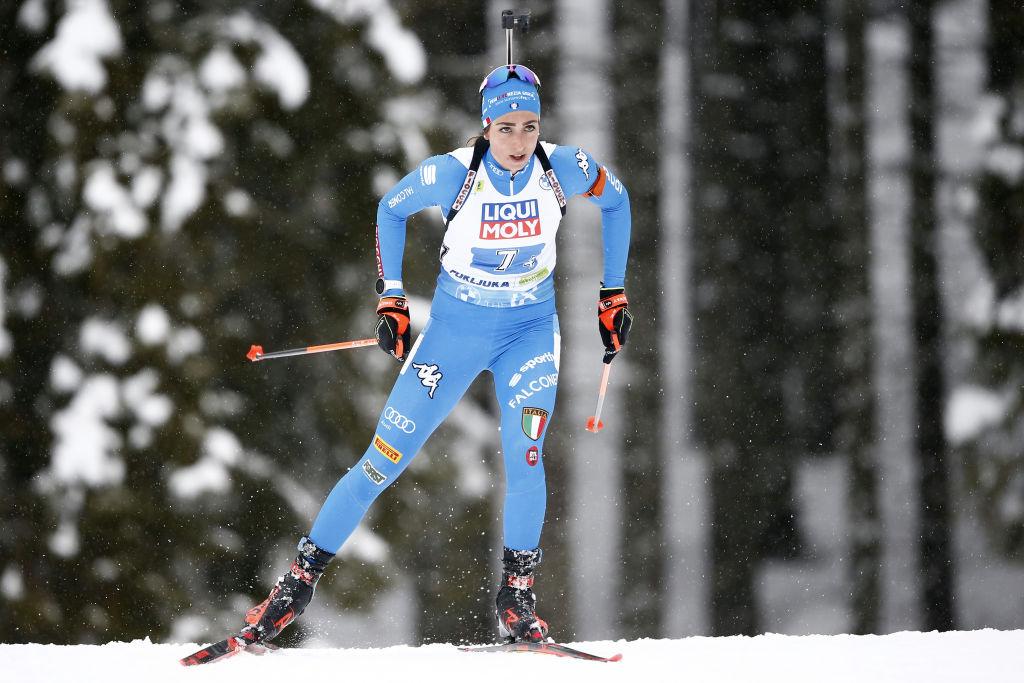 LIVE da Pokljuka: è tutto pronto per l'Inseguimento femminile, Lisa Vittozzi è in piena corsa per il podio