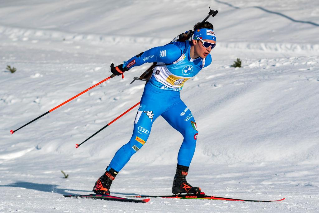 La lista di partenza della staffetta maschile di Nove Mesto: l'Italia punta ancora su Bionaz e Giacomel