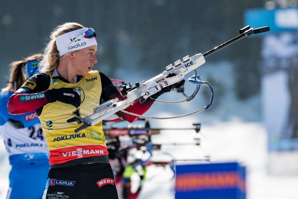 LIVE da Nove Mesto per la Sprint femminile: Eckhoff va a caccia del quinto successo consecutivo, Italia a cinque punte