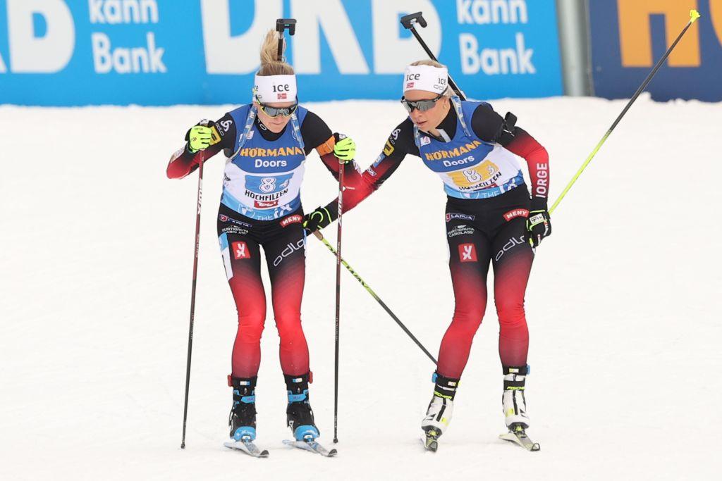 LIVE da Oberhof: Eckhoff e Roeiseland, è una sfida stellare nella Sprint femminile. Wierer in cerca di continuità