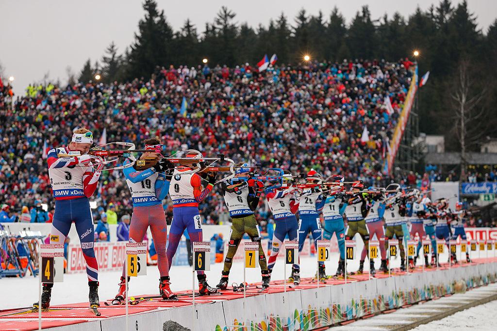 Nove Mesto Biathlon