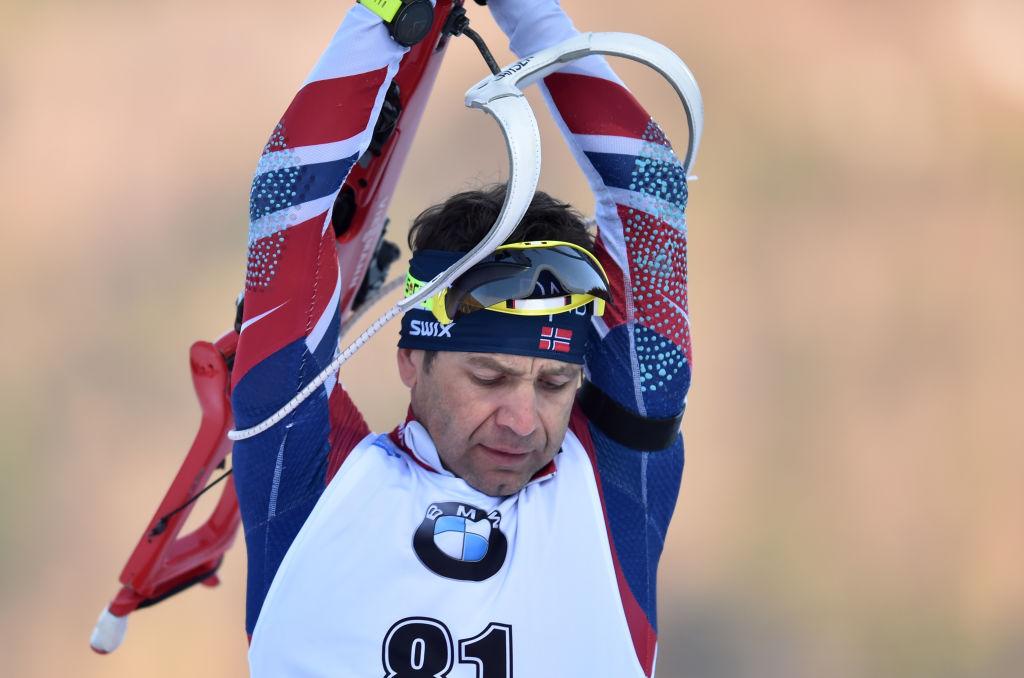 Ole Einar Bjørndalen non sarà della partita a Pyeongchang