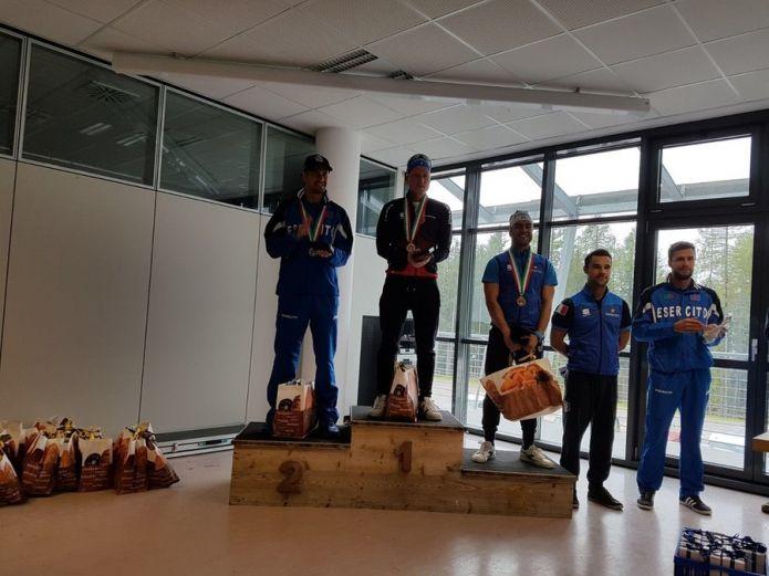 Campionati italiani estivi, Hofer conquista il titolo nella sprint, a Windisch l'inseguimento