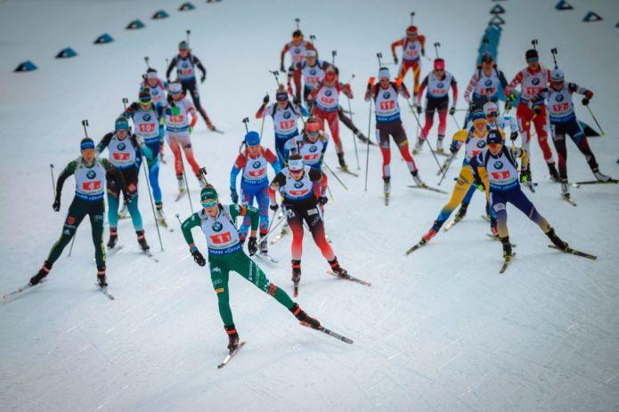 Biathlon: Individuale Femminile di Pokljuka LIVE! Start List e azzurre in gara