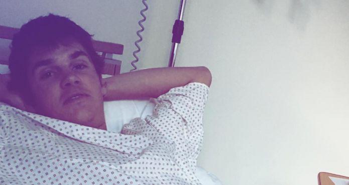 Ancora problemi fisici per Samuel Costa che si è dovuto operare per la seconda volta in meno di due mesi