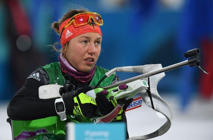 Biathlon: Laura Dahlmeier tornerà in gara a Nove Mesto