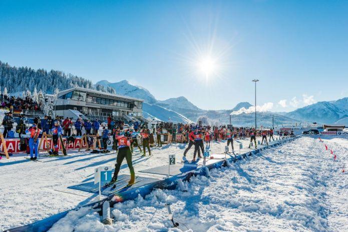 Biathlon: Staffetta Femminile di Hochfilzen LIVE! Le azzurre puntano al podio