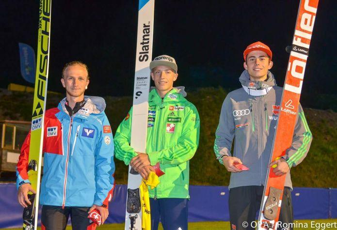 Osterc e Hauswirth vincono in Alpen Cup a Kandersteg