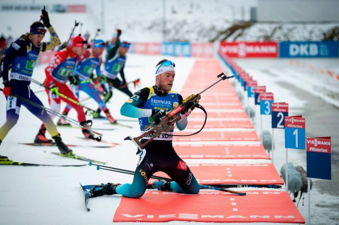 Biathlon: Sprint Maschile di Pokljuka LIVE! Start list e azzurri in gara