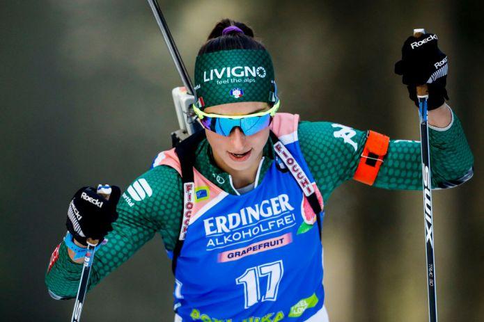Biathlon: Lisa Vittozzi stellare, conquista la prima vittoria in carriera nella Sprint di Oberhof