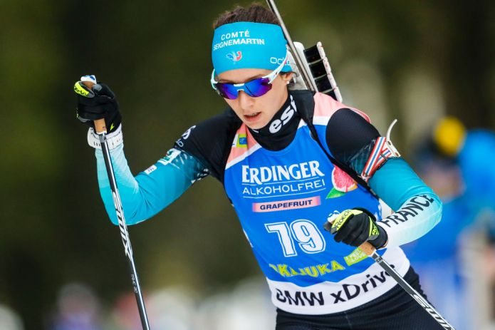 Biathlon: la Francia trionfa nella Staffetta Femminile di Ruhpolding